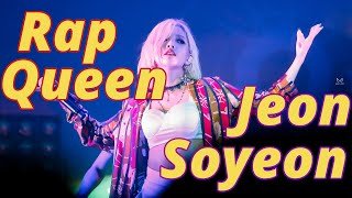 (G)I-DLE Jeon Soyeon (In)Complete Rap Compilation (Produce101 ~ LION)