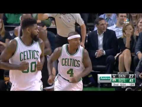 Brooklyn Nets vs Boston Celtics - Full Game Highlights | October 17, 2016 | NBA Preseason