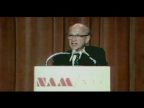 Milton Friedman Speaks: The Future of Our Society (B1239) - Full Video