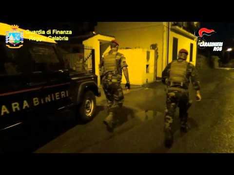 Operazione Typographic: 34 fermi di Guardia di Finanza e Carabinieri