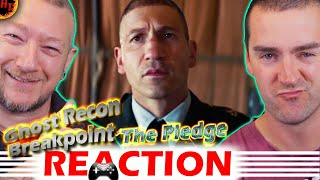 The Pledge Trailer REACTION:  Ft. Jon Bernthal Live Action - Ghost Recon Breakpoint