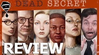 A VR Murder Mystery in a Haunted House  Dead Secret PSVR Review
