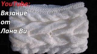 Как связать шарф-снуд спицами⛄ 2 видео. Двойной вязаный шарф-снуд спицами. Вязаные снуды спицами(Вязаные шарфы снуды спицами. Двойной шарф снуд связанный на спицах 6 мм из 100 грамм пряжи Bergere de Francе, Barisienne...., 2016-10-10T11:09:27.000Z)