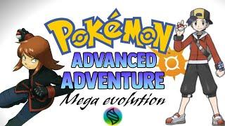 Pokemon GBA ROM HACK Advanced advaenture with Mega evolution