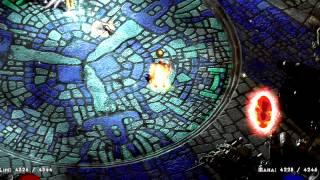 Diablo 2 Boss Fight: Tyrael