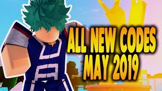 ALL NEW CODES IN ROBLOX BOKU NO ROBLOX REMASTERED!   New Naruto and One Piece Game Later!   iBeMaine