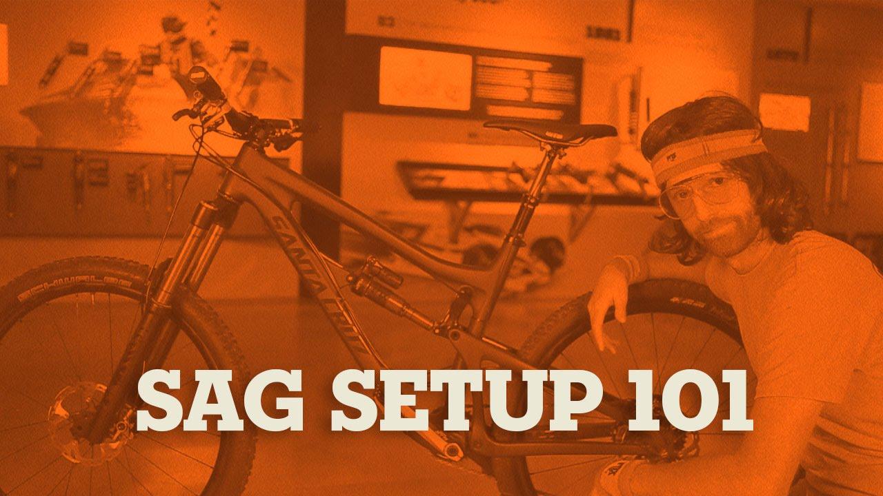 FOX – Mountain Bike Suspension SAG Setup 101