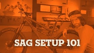 FOX – Mountain Bike Suspension SAG Setup 101