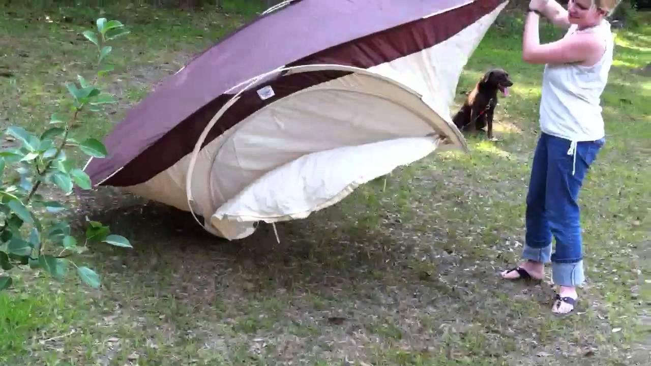 Pop tent Inc - YouTube