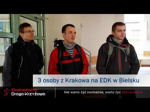 Pierwsze osoby już EDK przeszły | Bielsko-Biała 15.03.2015