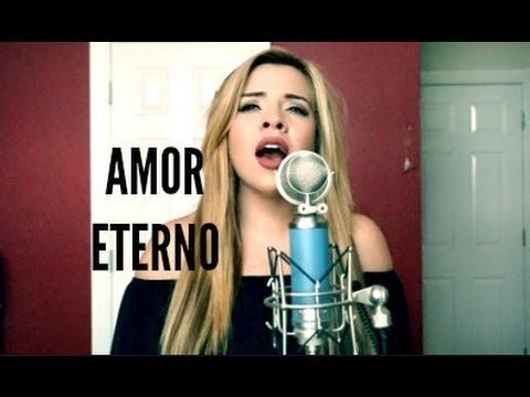 Amor Eterno - Juan Gabriel // Elia Esparza Cover