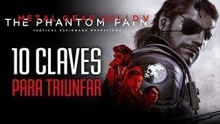 Metal Gear Solid 5: The Phantom Pain - 20 minutos de Gameplay con sus claves