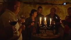 A Saint-Marcel d'Ardèche, le vin se conserve dans la grotte