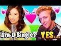 Fortnite Streamers Who Got Caught Flirting! 💘 (Tfue, Pokimane, Myth)