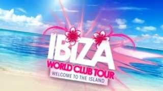 Ibiza World Club Tour - Club Paia, Coburg (Germany) - Sat. 30.03.13 with Danielle Diaz
