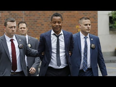 Cuba Gooding Jr. Charged For Gr0ping But Claims She's A StaIker
