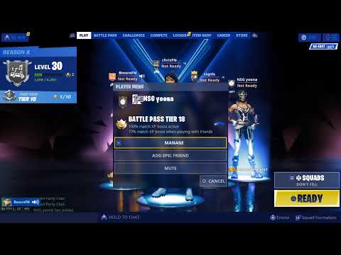 Arena solo) we back on the grind my ig is cynx_chris make