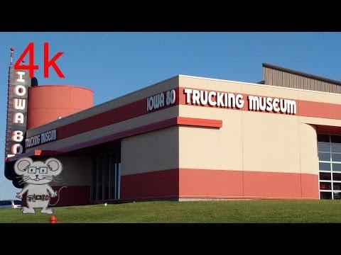 I-80 Trucking Museum (Full) in 4K