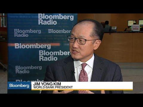 World Bank President on Global Economy, Myanmar Crisis