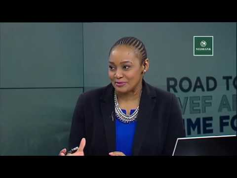 Road to WEF Africa: Pursuing inclusive growth in S.A
