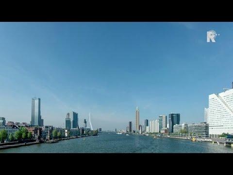 De Nieuwe Skyline Van Rotterdam In 2020 (beelden AM)