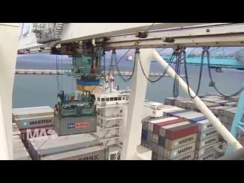 Port Tanger Med - Marketplace africa - CNN
