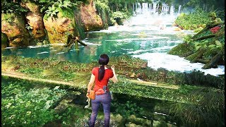 UNCHARTED The Lost Legacy Extended Gameplay Walkthrough (PS4)