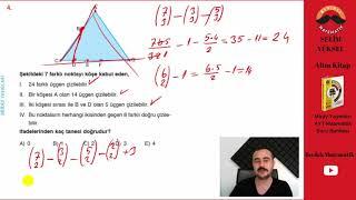 Kombinasyon 3 (Miray Yayınları AYT Soru Bankası Çözümleri)