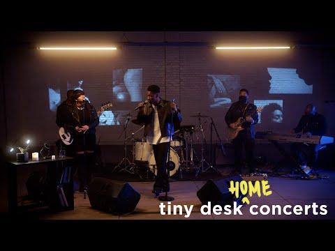 GIVĒON: Tiny Desk