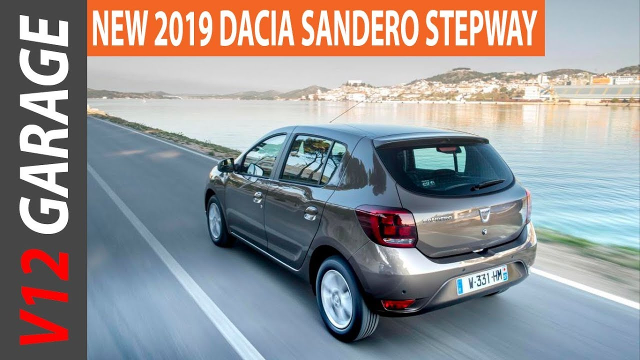 wow 2019 dacia sandero stepway specs review and redesign youtube rh youtube com