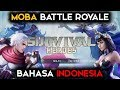 Rilis! Moba Battle Royale - Survival Heroes (Android) Indonesia