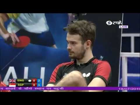 More Day 2 21st Commonwealth Table Tennis Championship 2019 Day