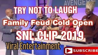 try not to laugh family fued cold open snl clip 2019 avengers funny vines by ||Viral Entertainment