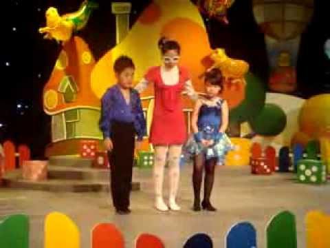 Nhim - Biểu diễn trên kênh truyền hình thiếu nhi Bibi