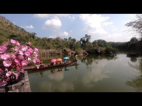 Amazing trip at jim thompson farm - Thailand travel