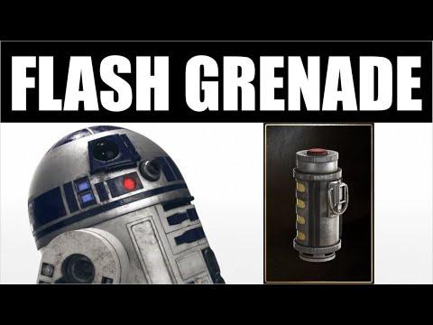 Battlefront: FLASH GRENADE STAR CARD