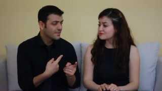 İşaret dili Emre Aydın \u0026 Model-Bir pazar kahvaltısı  Mevlüt \u0026 Sevil Sign language song