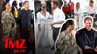 Rihanna & Prince Harry -- Bleeding for Your Attention | TMZ TV