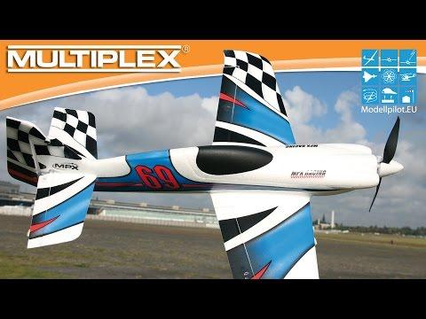 RAZZOR von MULTIPLEX Modellsport Video Testbericht - Flugbericht / Out of the box