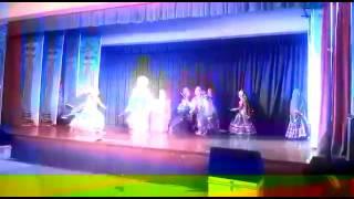 Folk Dance inter school level choreography by HARDIK SAMPAT & CHARMI SHAH