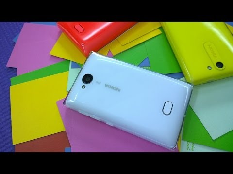 Nokia Asha 503 Unboxing & First Impession