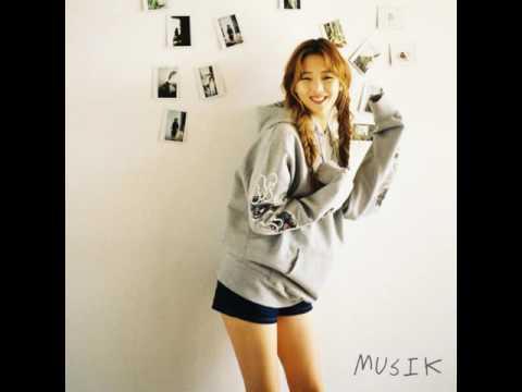 [HQ] [AUDIO] 키썸 (Kisum) - Cover up @ Mini Album 'Musik'