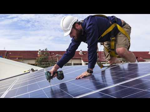 A Beginners Guide to Installing Solar Panels