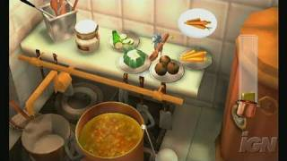 Ratatouille Nintendo Wii Trailer - Making Some Soup