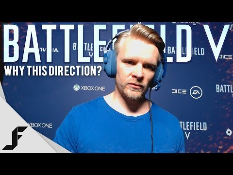 Battlefield V Why DICE have gone in this direction ( New Gameplay Details )