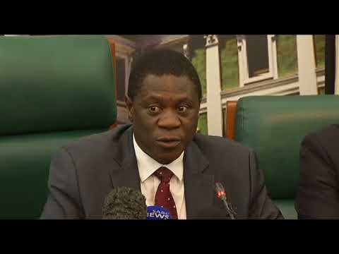President Zuma must resign today: Mashatile