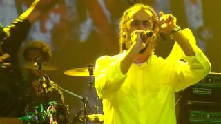 Damian Marley: Welcome To Jamrock - Cal Coast Open Air Theatre - San Diego, CA - 09/22/2015