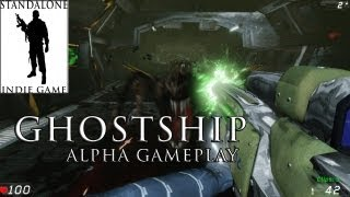 GhostShip - Impressive Survial FPS -  Indie Game