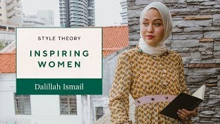 Meet Dalillah Ismail of Camelia & Co | Inspiring Women | Style Theory