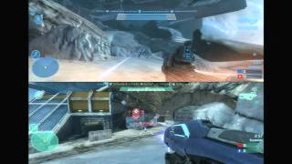 CGR Undertow - HALO: REACH NOBLE MAP PACK for Xbox 360 Video Game Review